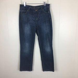 Simply Vera Vera Wang Straight Women's Jeans